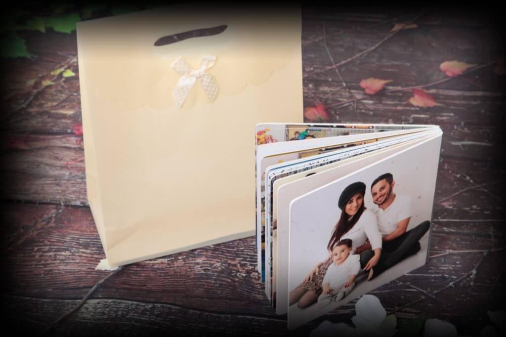 אלבום לצילומי הריון וניובורן